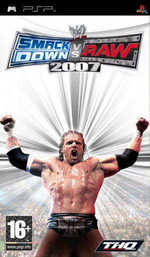 WWE Smackdown vs Raw 2007 sur PSP