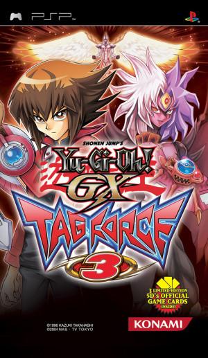 Yu-Gi-Oh! GX Tag Force 3