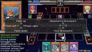 GC 2009 : Images de Yu-Gi-Oh! GX Tag Force 4