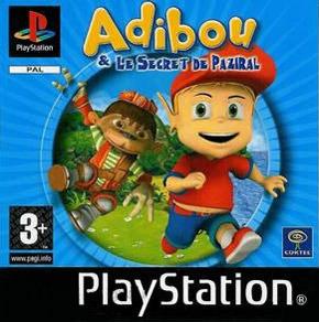 Adibou et le Secret de Paziral sur PS1