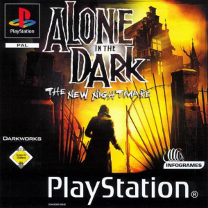 Alone in the Dark : The New Nightmare sur PS1