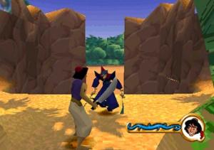 Aladdin : la vengeance de Nasira