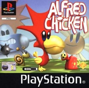 Alfred Chicken sur PS1
