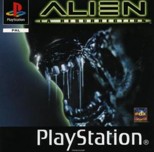 Alien : La Résurrection sur PS1