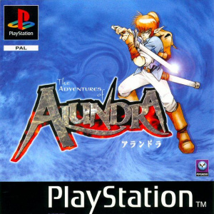 The Adventures of Alundra sur PS1