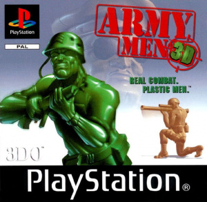 Army Men 3D sur PS1