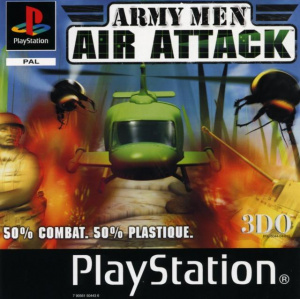 Army Men : Air Attack sur PS1