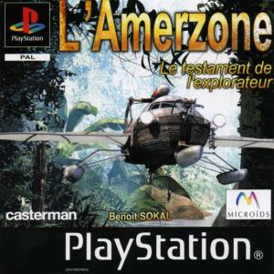 L'Amerzone sur PS1