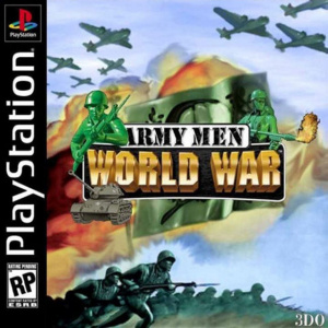 Army Men : World War sur PS1
