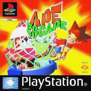 Ape Escape sur PS1