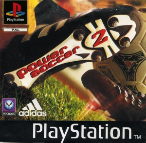 Adidas Power Soccer 2 sur PS1