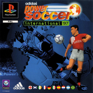 Adidas Power Soccer sur PS1