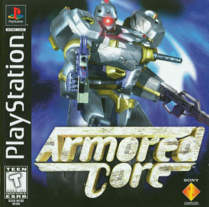 Armored Core sur PS1