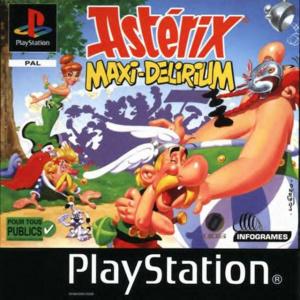 Astérix Maxi-Delirium sur PS1