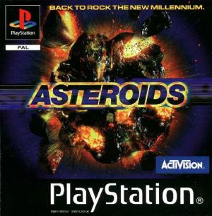 Asteroids sur PS1