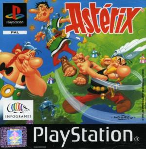 Astérix : La Bataille des Gaules sur PS1