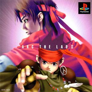Arc the Lad II sur PS1