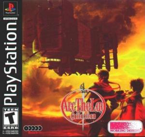 Arc the Lad Collection sur PS1