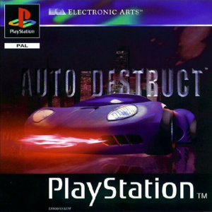 Auto Destruct sur PS1