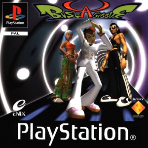Bust A Groove sur PS1