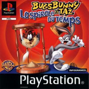 Bugs Bunny & Taz : La Spirale du Temps sur PS1