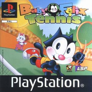 Baby Felix Tennis sur PS1