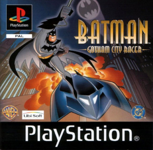 Batman : Gotham City Racer sur PS1