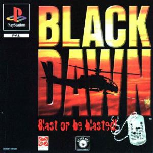 Black Dawn sur PS1