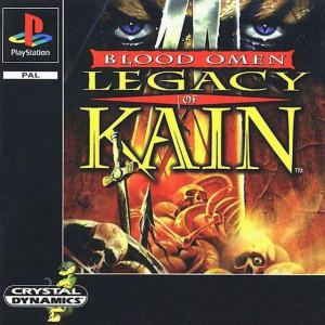 Blood Omen : Legacy of Kain sur PS1