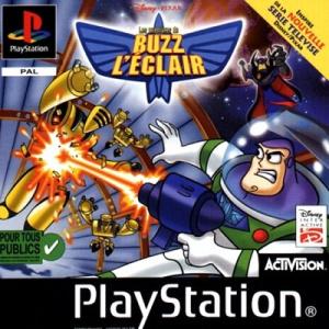 Les Aventures de Buzz L'Eclair sur PS1