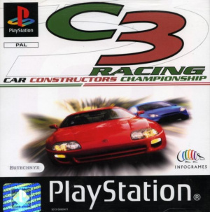 C3 Racing sur PS1