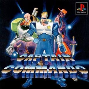 Captain Commando sur PS1