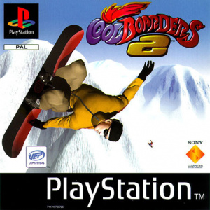 Cool Boarders 2 sur PS1