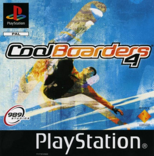Cool Boarders 4 sur PS1