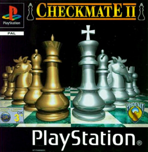 Checkmate II sur PS1