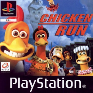 Chicken Run sur PS1