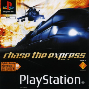 Chase the Express sur PS1