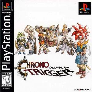 Chrono Trigger sur PS1
