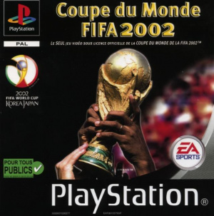 Coupe du Monde FIFA 2002 sur PS1