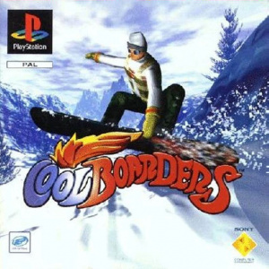 Cool Boarders sur PS1