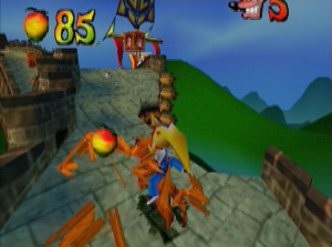Crash Bandicoot 3 : Warped / PSone