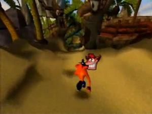 La naissance de Crash Bandicoot
