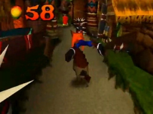 Crash Bandicoot / PSone