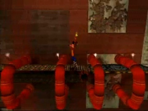 Crash Bandicoot / PSone