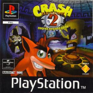 Crash Bandicoot 2 : Cortex Strikes Back sur PS1