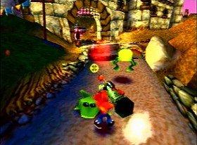 Crash Bandicoot 3 : Warped