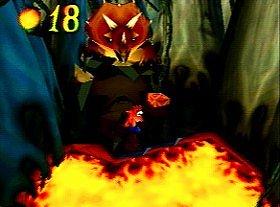 Crash Bandicoot 3 : Warped / PSone