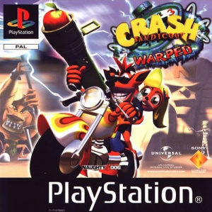 Crash Bandicoot 3 : Warped sur PS1