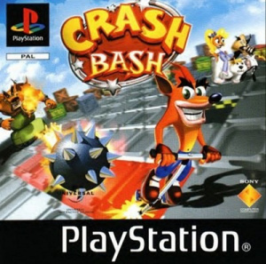 Crash Bash sur PS1
