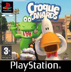Croque Canards sur PS1